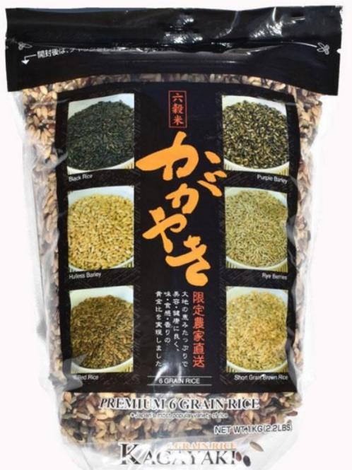 Kagayaki Six Grain Rice