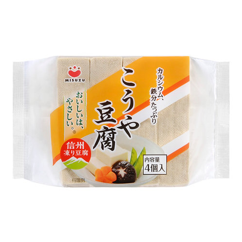 Misuzu Koya Freeze Dried Tofu
