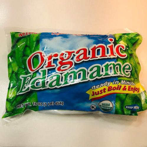 WELPAC Edamame - Organic