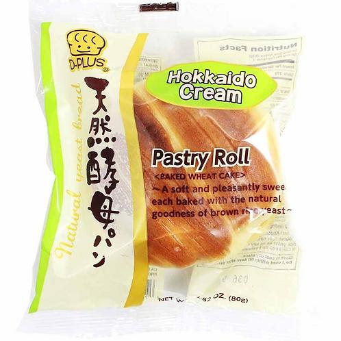 D-PLUS Baked Wheat Cake Hokkaido Cream