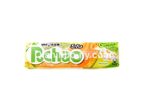 Mikakuto Puchao Gummy and Soft Candy Melon