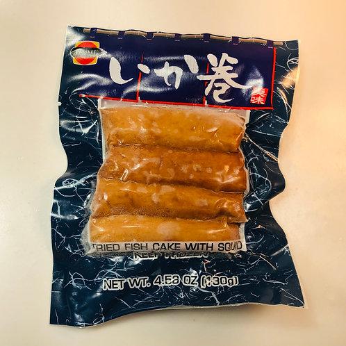 JFC Fried Surimi Seafood -Squid