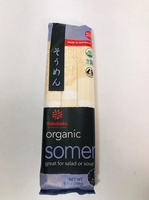 Hakubaku Organic Somen