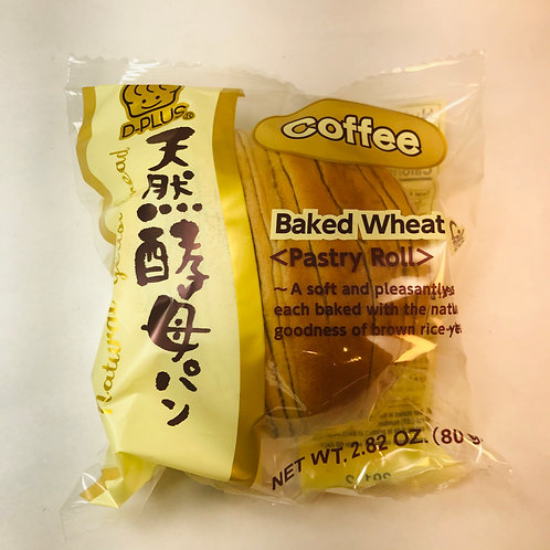 D-PLUS Baked Wheat Cake Coffee