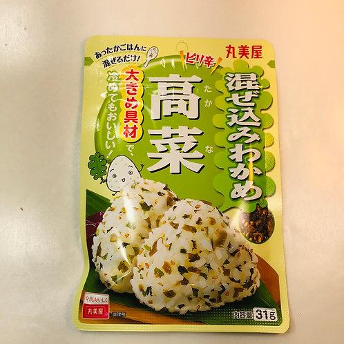 Marumiya Mazekomi Seaweed Furikake Takana