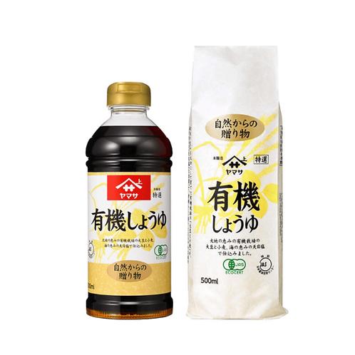 Yamasa Soy Sauce Organic