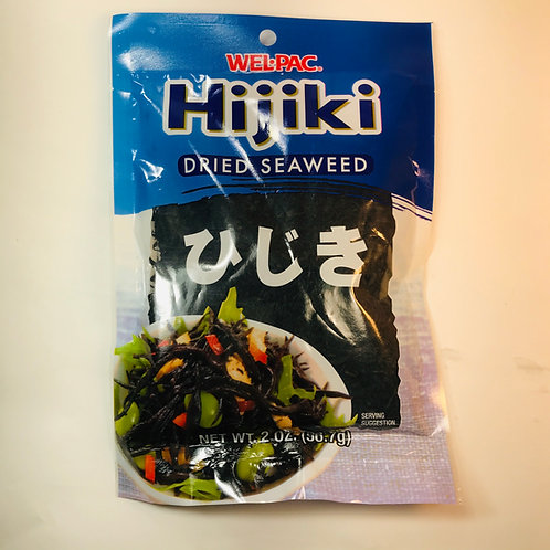 JFC Hijiki Dried Seaweed