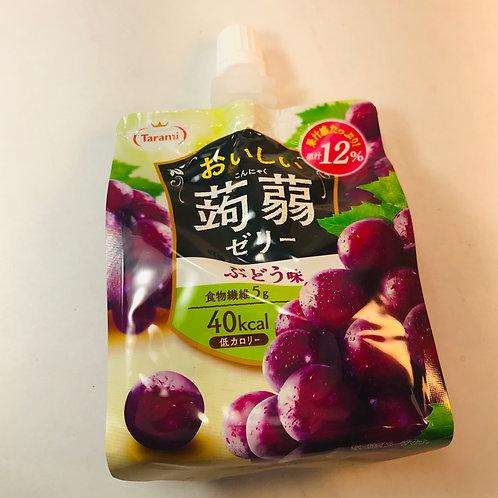 TARAMI Drinkable Konjac Jelly Grape