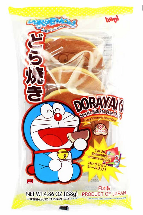 HAPI Doraemon Dorayaki