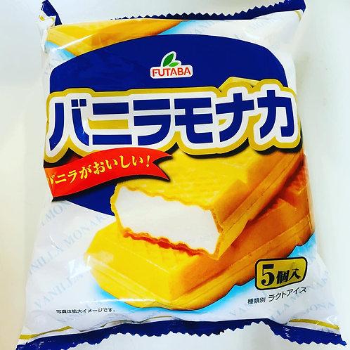 Futaba Vanilla Monaka Ice Cream