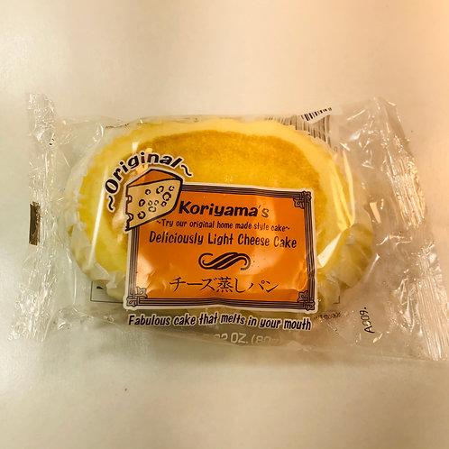 Koriyama Steamed Cheese Bread