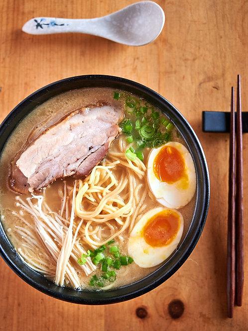 Ramen Noodle Tonkotsu
