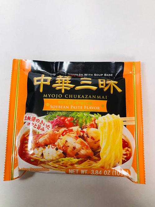 Myojo Chukazanmai Ramen Soy Bean Paste