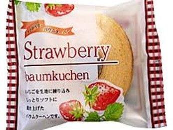 ATOM Baumkuchen Strawberry