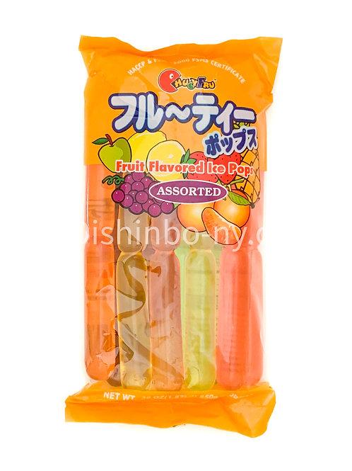 ChucyFru Fruit Flavored Ice Pops