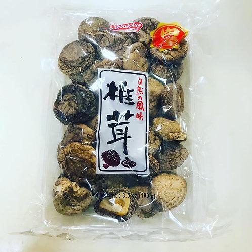 Shirakiku Dried Shitake Mushroom