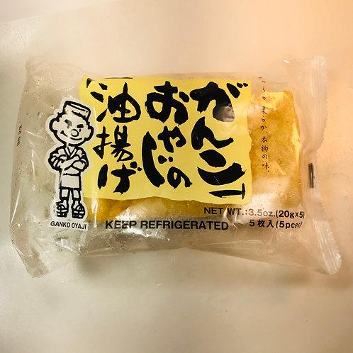 Ganko Oyaji Aburaage Fried Tofu