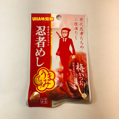 Mikakuto Ninja Meshi Gummy Plum