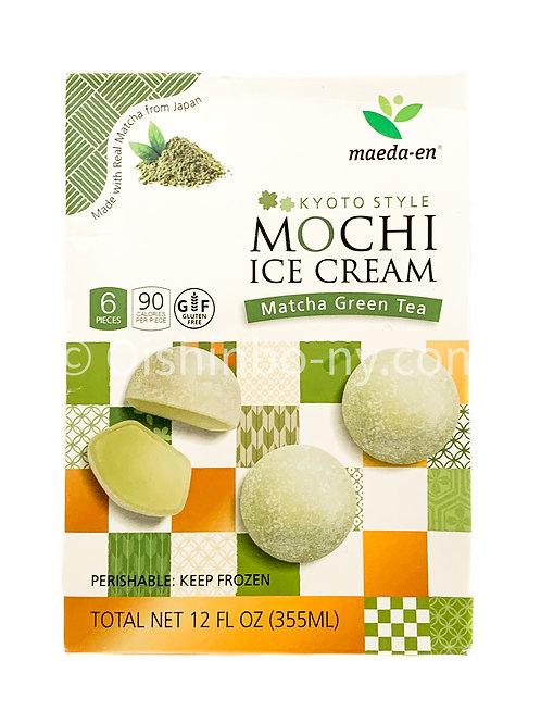 Maeda-en Mochi Ice Cream Matcha Green Tea
