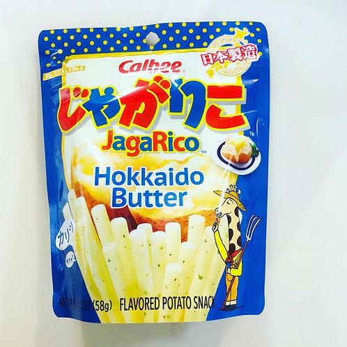 Calbee JagaRico Hokkaido Butter