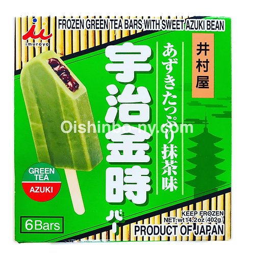 Imuraya UjikintokiIce Cream Bar
