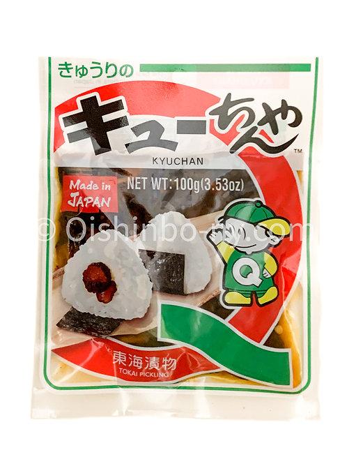 Kyuchan Tokai Tsukemono Cucumber Pickles