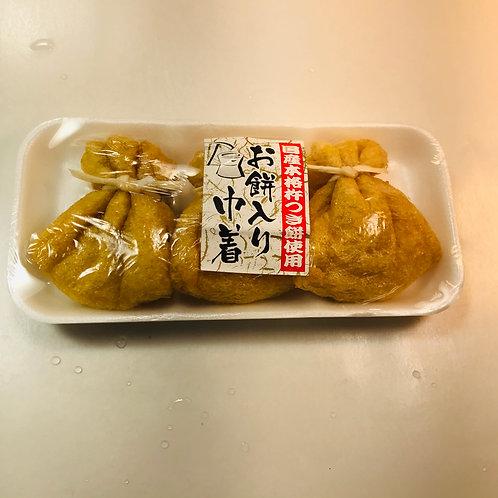 DAIEI Mochiiri Kinchaku  Mochi in Fried Tofu