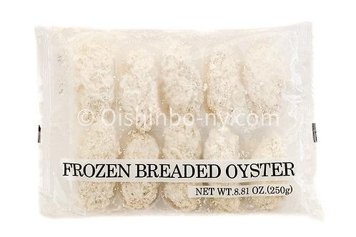 Frozen Breaded Oyster