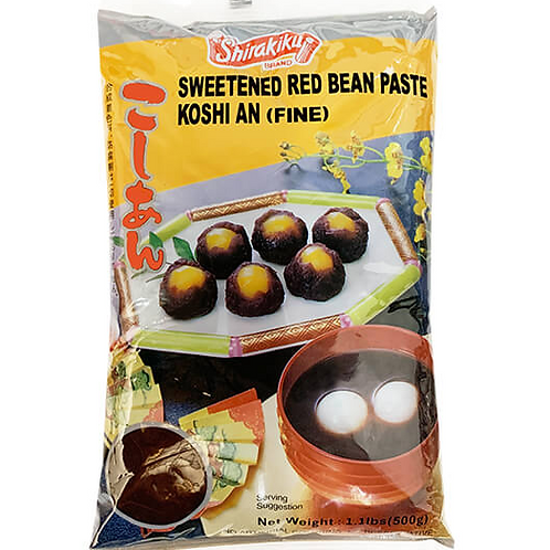 Shirakiku Red Bean Paste Koshi