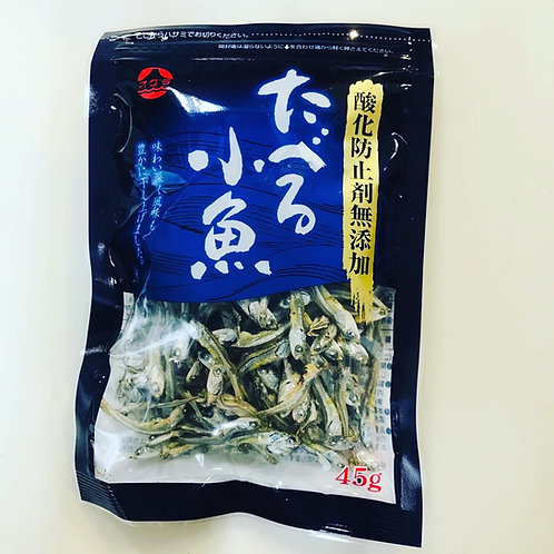 Ogura Taberu Kozakana Anchovies