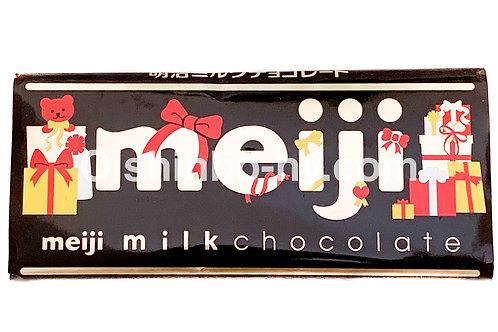 Meiji Milk Chocolate Bar