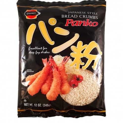J-BASKET Panko Bread Crumbs