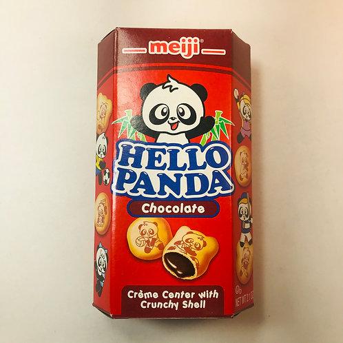 Meiji HELLO PANDA Chocolate Chocolate