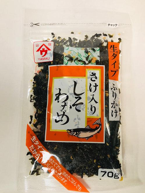 YAMAU Shiso Wakame Furikake Salmon