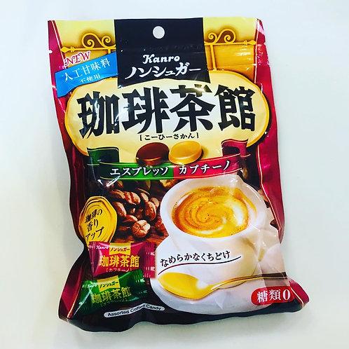 Kanro Non-sugar Coffee Drops