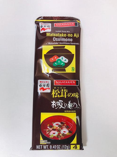 Nagatanien Matsutake-no Aji Osuimono