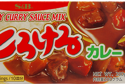 S&B Tasty Curry Sauce Mix
