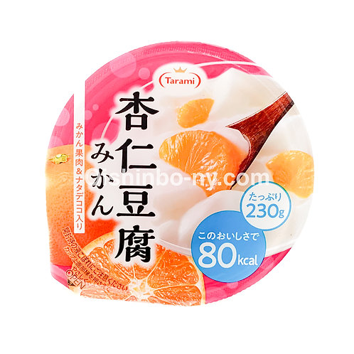 Tarami Annin Tofu Jelly Orange