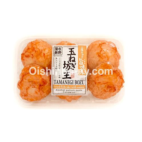 Mizuno Suisan Tamanegi Bozu Fried Fish Cake with Onion