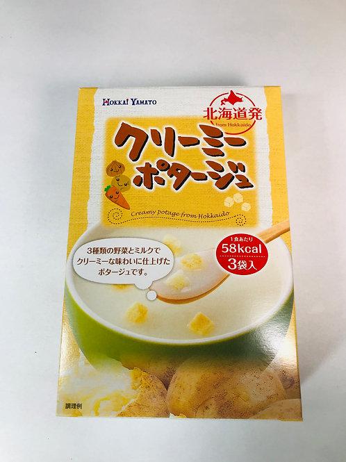 Hokkai Yamato Cream Pottage