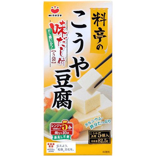 Misuzu Premium Koya Freeze Dried Tofu