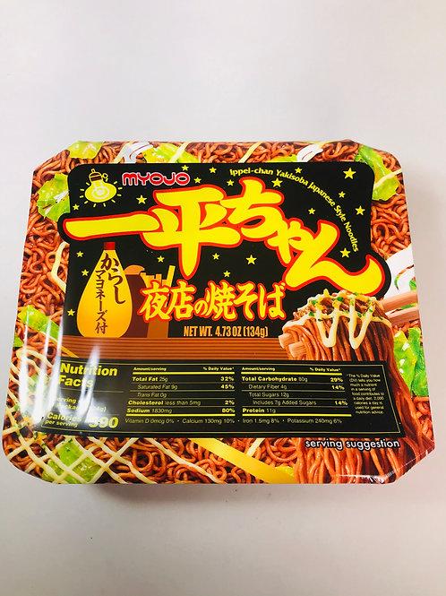 Myojo Ippeichan Yomise Cup Yakisoba Original