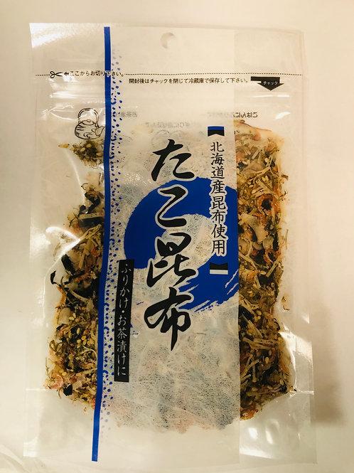 Sawada Kombu Furikake Octopus