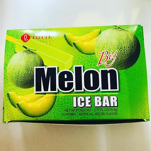 Lotte Big Melon Ice Bar