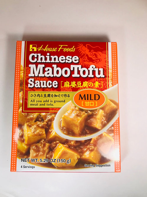 House Mabo Tofu