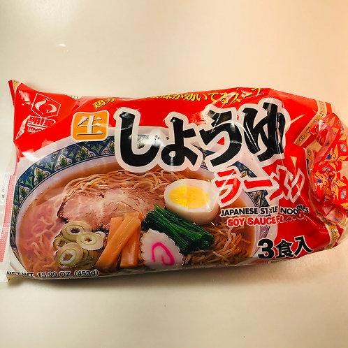 Myojo Nama Ramen Soy Sauce