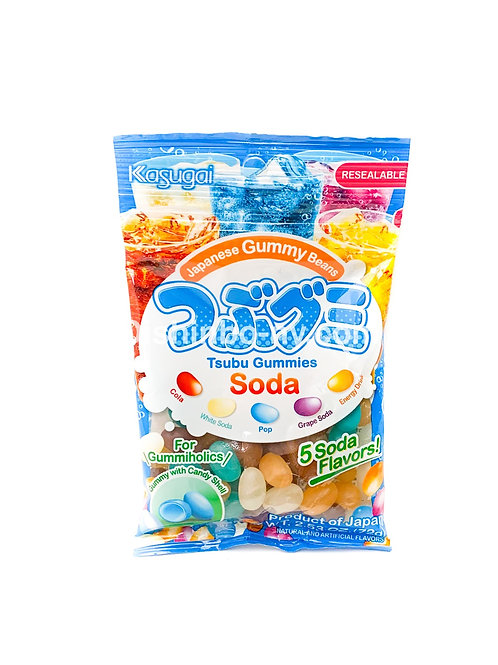 Kasugi Tsubu Gummies Soda