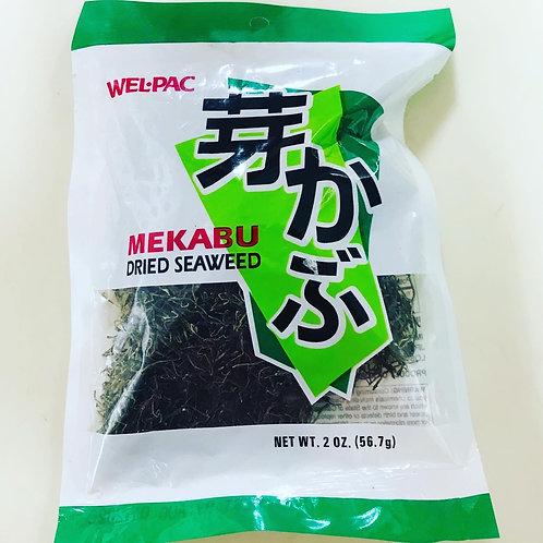 WELPAC Mekabu Dried Seaweed