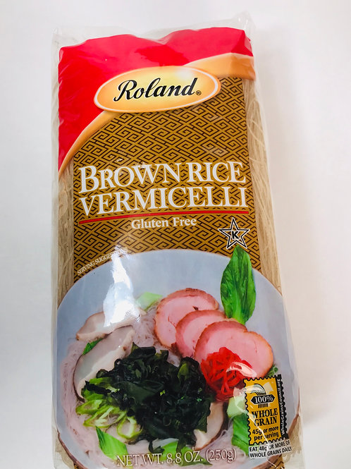 Roland  Brown Rice Vermicelli Noodle