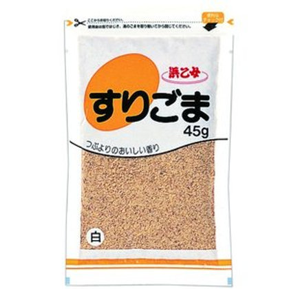 Hamaotome Sesame Seeds White